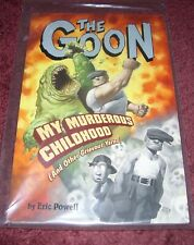 The Goon My Murderous Childhood TPB Eric Powell Dark Horse