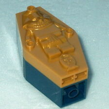 PHARAOH'S QUEST Lego Egyptian Sarcophagus Gold/Blue NEW Genuine Lego 7327 coffin