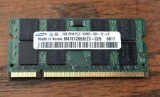 M470T2953EZ3-CE6 SAMSUNG LAPTOP MEMORY 1GB DDR2 PC2 5300 SODIMM