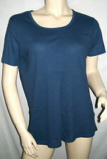 Tee-shirt bleu 3 SUISSES,  Taille 50/52  Neuf.