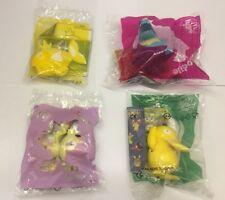 Pokemon McDonalds Happy Meal Toys 2018 Meowth Totodile Psyduck Magikarp
