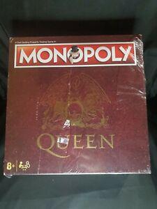 QUEEN - Queen Monopoly Edition Board Game - Toy NEW Read Description