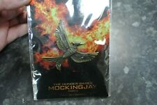Genuine official The Hunger Games MOCKINGJAY Pin Badge