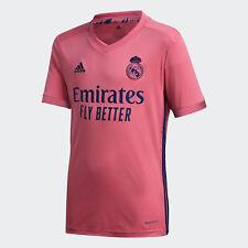 adidas Real Madrid 20/21 Away Jersey Kids' Jerseys