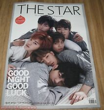 THE STAR INFINITE WONDER GIRLS KOREA MAGAZINE TABLOID 2015 SEP SEPTEMBER NEW