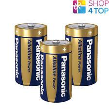 3x 9V AlkalinePower Alkaline Batterie Blister Panasonic
