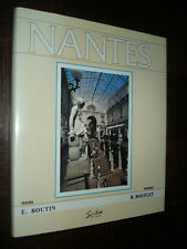 NANTES - E. Boutin B. Bouflet 1987 - Loire-Atlantique