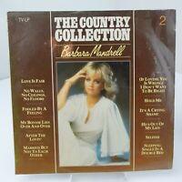 Barbara Mandrell Country Collection LP Record Album Vinyl