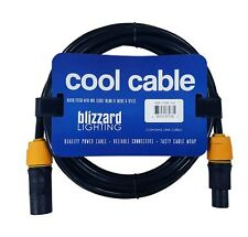 Blizzard Lighting TRUE-INTER-1410 Powercon True to Powercon True compatible 10'