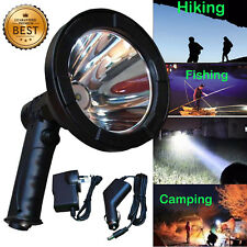 100W Sport Light Rechargeable CREE LED Hunting Shooting Lamp Handheld Light