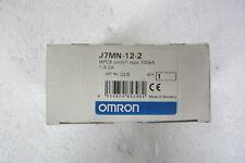 OMRON J7MN-12-2 INTERRUTTORE AUTOMATICO PROTEZIONE MOTORE (SALVAMOTORE) 1,4-2 A