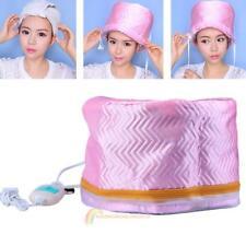 Electric Hair Thermal Treatment Steamer SPA Nourishing Hair Care Cap Bonnet Hat