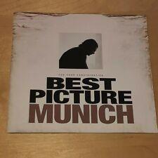 Munich Movie Program 2005 Stephen Spielberg Film Eric Bana Daniel Craig