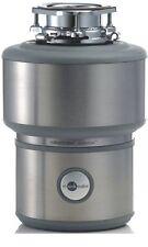 InSinkErator Food Waste Disposer, Mod 75275 Stainless Steel Evolution 200, Quiet