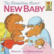 The Berenstain Bears New Baby by Stan Berenstain, Jan Berenstain