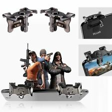 Stainless Steel Mobile Phone Joystick Handle for PUBG ROS FreeFire Game