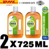 DETTOL 2X 725 ML ANTISEPTIC DISINFECTANT ALL-PURPOSE Cleaner + FAST DHL Shipping