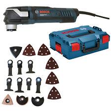Bosch Professional Multi-Cutter GOP 40-30 400W Multifunktionswerkzeug mit L-Boxx und Zubehör (0601231001)