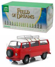 1973 Volkswagen Type 2 Feld der Träume VW T2 Bus Artisan 1:18 GreenLight 19010