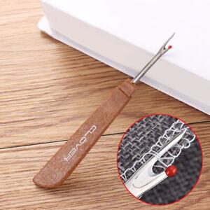 Home Plastic Handle Grip Unpicker Sewing Tools Stitch Thread Cutter