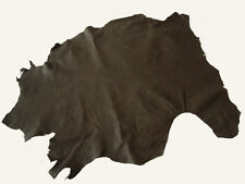 DARK BROWN  LEATHER SKIN -  #2954 -  CRAFTS, HANDBAG, REPAIRS, LARP ETC
