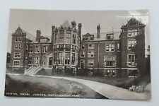 More details for postcard royal jubilee convalescent home bristol posted c1912 real photo rp