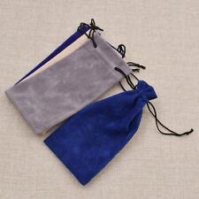 Durable Portable Smoking Pipe Case Tobacco Moistureproof Pouch Bag Color Random