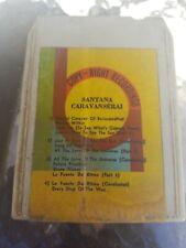 Santana caravanserai 8 Track Tape Cartridge