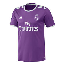 Real Madrid 2016/17 Ufficiale adidas Away Shirt Viola camiseta Maglia 16/17 XL