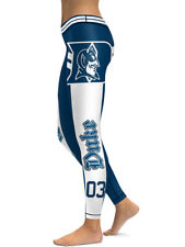 Duke Blue Devils Leggings Small-XXL (0-14) College University Basketball Footbal