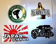 Japan Schrauber - Sticker Set