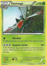 YANMEGA 4/119 - XY PHANTOM FORCES POKEMON RARE CARD - IN STOCK NOW!