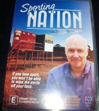 Sporting Nation (John Clarke) ABC DVD (Australia Region 4) DVD – Like New