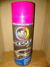 1 Bombe spray peinture Deco ROSE FLUO 400ml pour - Chaise