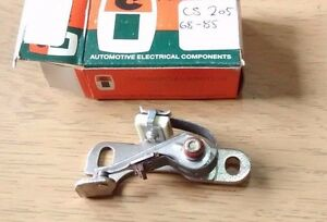 CONTACT IGNITION POINTS - FITS: FIAT 1300 1500 1800 2300 & LANCIA FLAVIA FULVIA