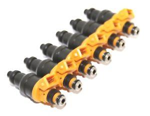 6 Pieces Fuel Injectors fit 95-00 Dodge Abenger/Chrysler Sebring Cirrus 2.5L V6