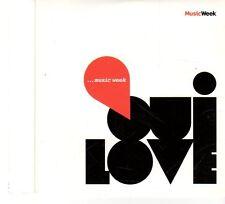 (FP994) Music Week, Oui Love, 20 tracks various artists - 2010 CD