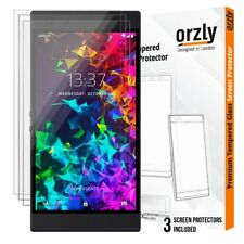 Razer Phone 2 Premium Tempered Glass Screen Protector - Triple Pack By Orzly