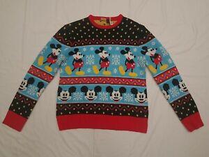 NWOT Mickey Mouse Sweater MEDIUM