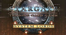 STARGATE TCG CCG SYSTEM LORDS MISSION CARD Sway Villagers #206