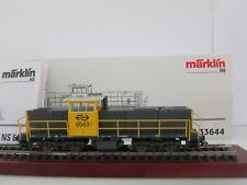 """Märklin H0 33644 """"Dieselelektr. Lok BR 6400 NS Cargo Delta/Digital"""" in OVP"""
