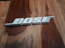 Bose Logo Sign - Desk Standing Large