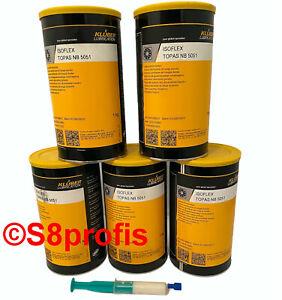 Klüber Isoflex Topas NB 5051 Fett für Projektoren, Filmprojektoren,Tonbandgeräte