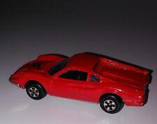 Ertl Replica 1:64 Red Ferrari Dino 246 GT Cannon Ball Run car - HK