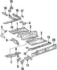 genuine oem radiators parts for toyota supra ebay 1986 Supra Saltare genuine toyota mkiv supra jza80 v160 trans tunnel cover 58261 14010