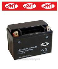 Piaggio Zip 50 4T DT LBMC25C 2007 JMT Gel Battery YTX9-BS 2 Yr Warranty