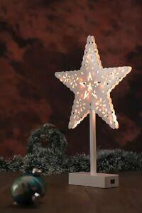 LED Weihnachtsstern Adventsstern Weihnachtsdeko Weihnachtsbeleuchtung Dekostern
