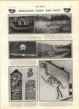 1902 Ancient Relics Ireland Mexico Dinosaur Wyoming Veteran Artist Sidney Cooper