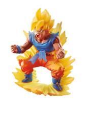 Megahouse Dragonball Figur Super Dracap Memorial Son Goku Diorama