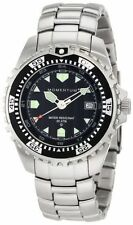 Quartz (Battery) Diver Brushed Wristwatches
